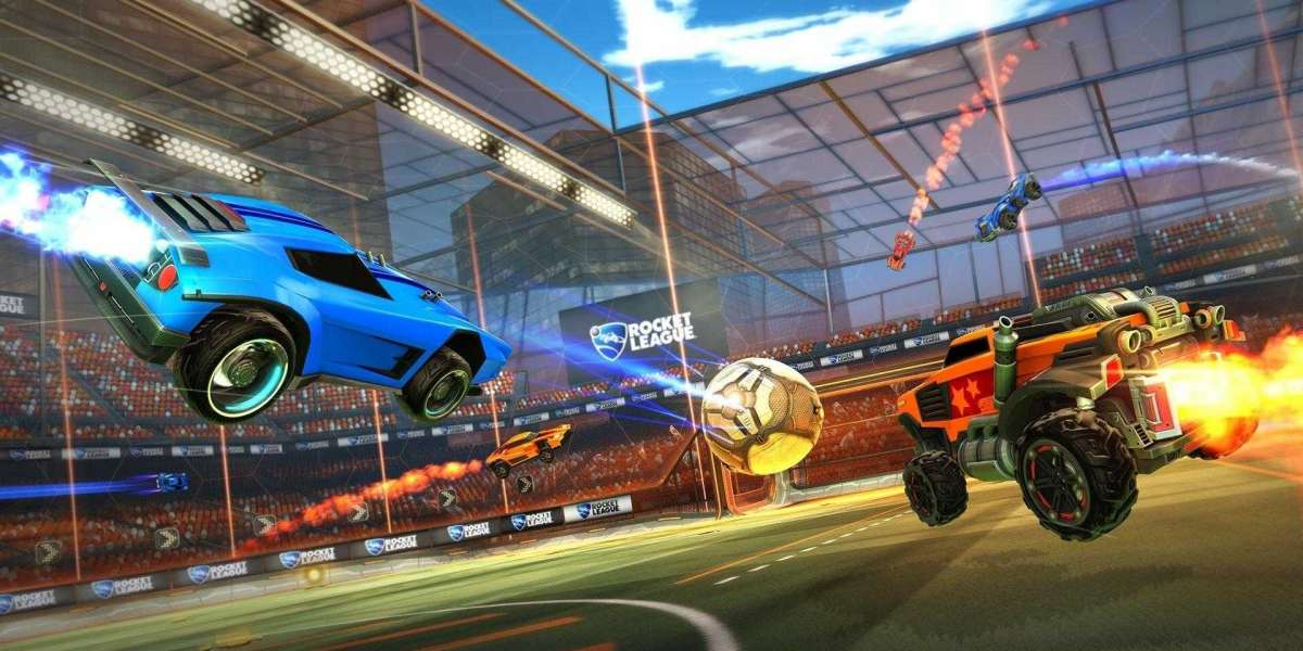 Psyonix introduced Rocket Leagues free-to-play transition