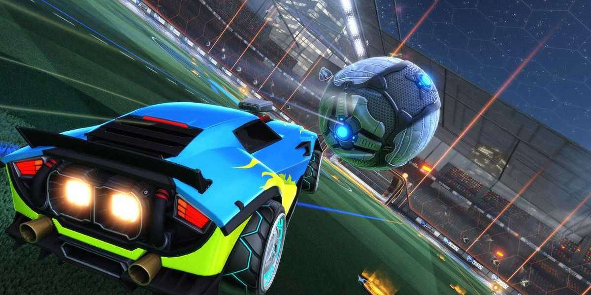 Rocket League is turning five years old on July 7