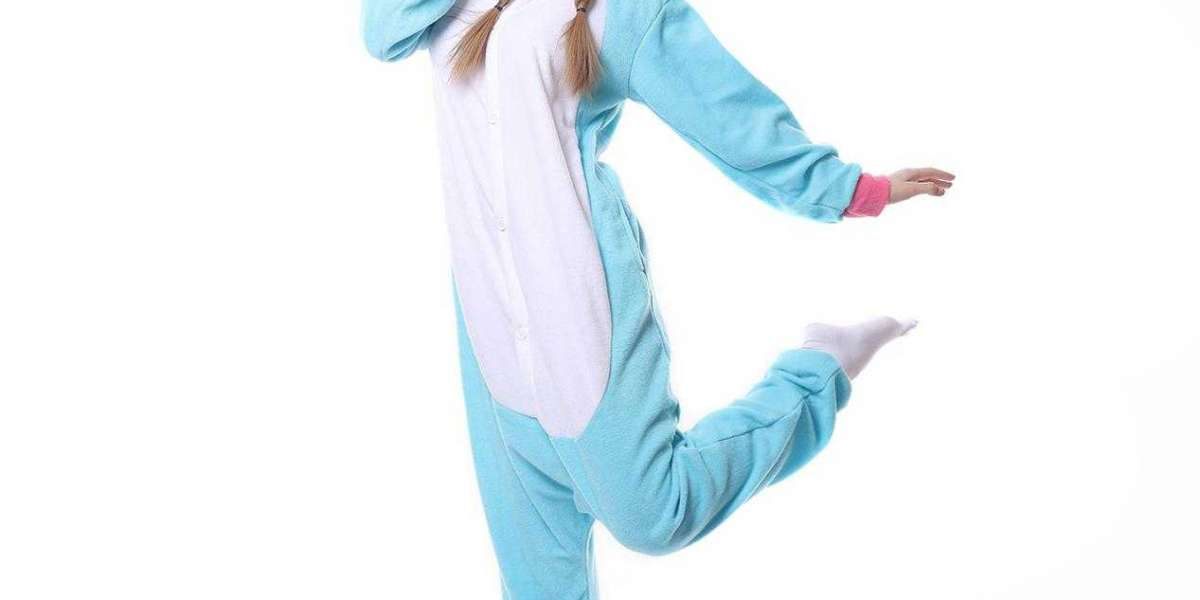 One Sized Onesie Animal Costume Will Do the Trick