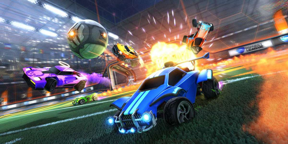 Early versions of Rocket League protected a crafting gadget