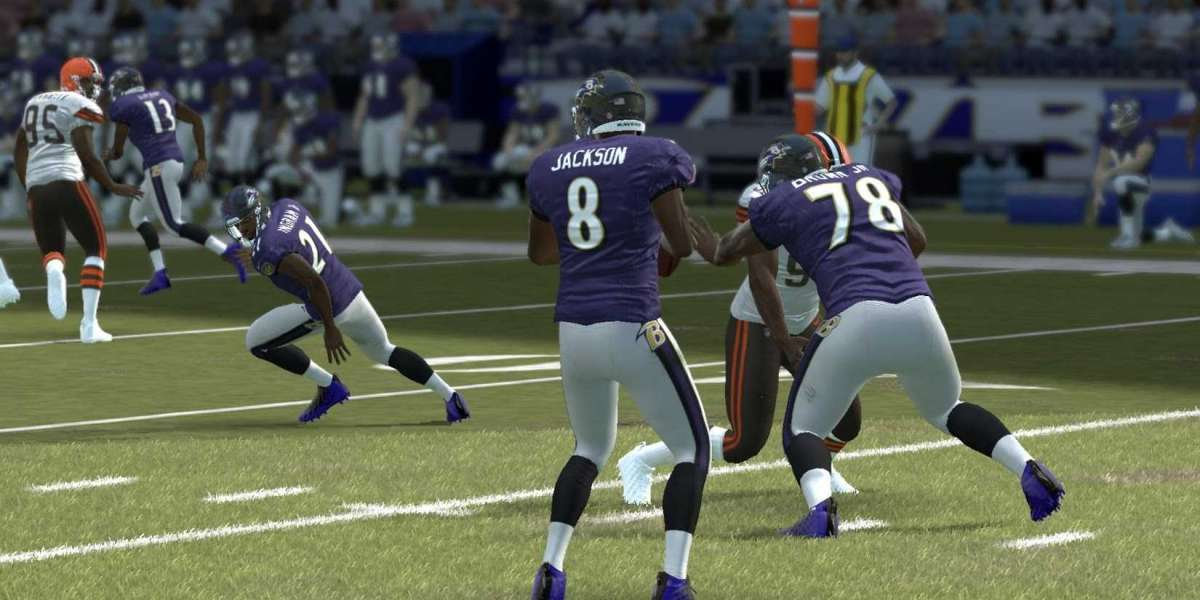 In sports video games titles like Madden NFL 21