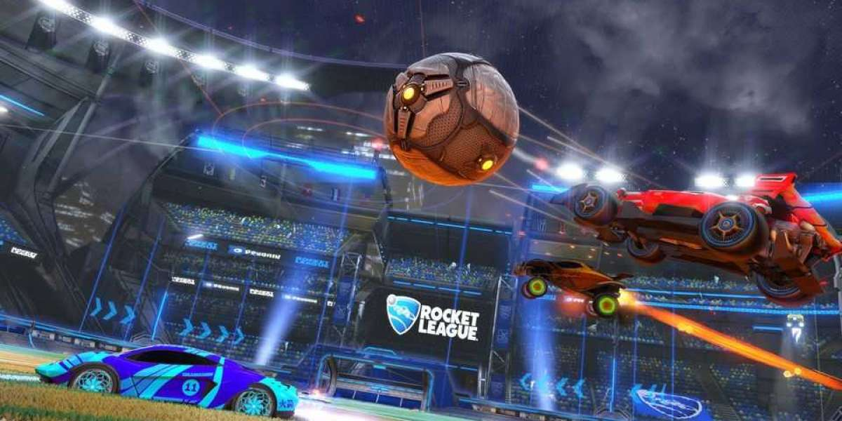 Rocket League has had extra than its honest proportion