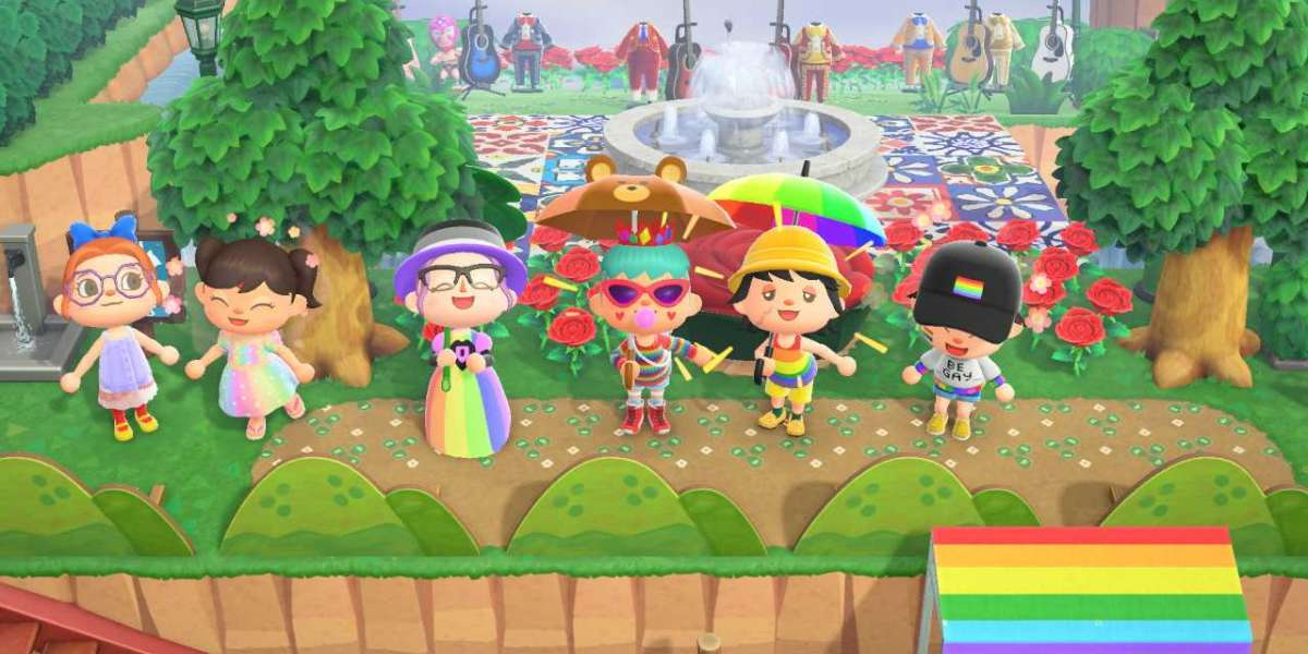 Animal Crossing New Horizons Ornaments are a state of the art