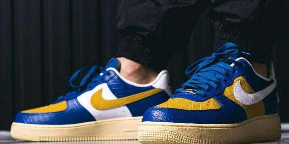 Undefeated x Nike Air Force 1 Low Dunk vs AF-1 Pack Release Next Week