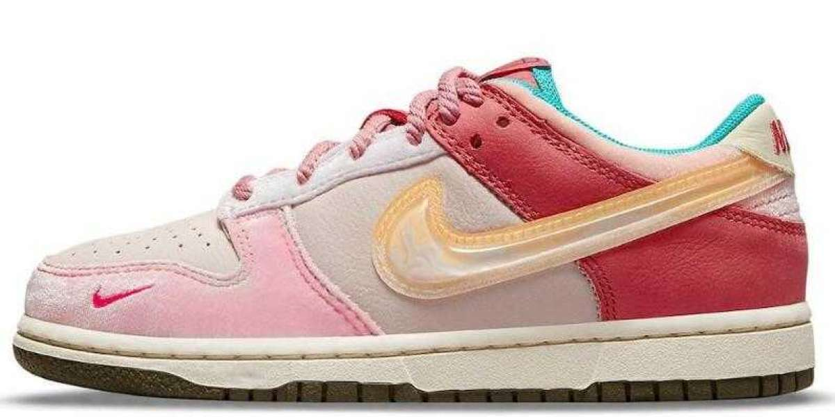 Fashionable Social Status x Nike Dunk Low Will Drop in August 2021