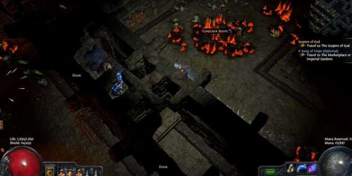 Path of Exile 2 Preview