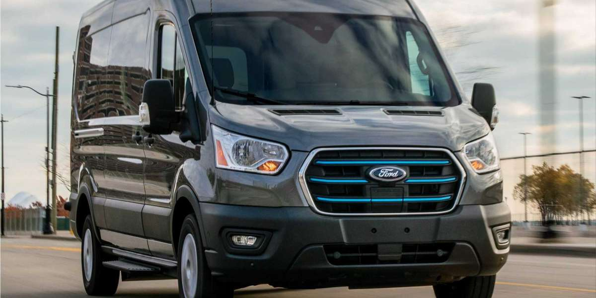 Ford has announced the release of the completely electric E-Transit van