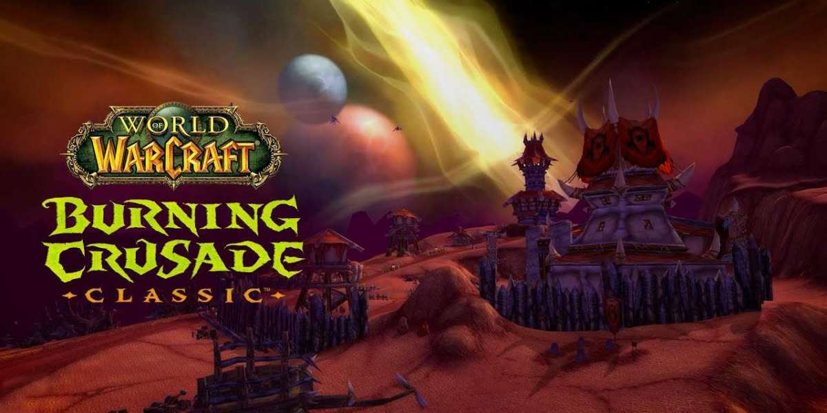 The method of Warlock quickly reach WOW TBC classic 70 level
