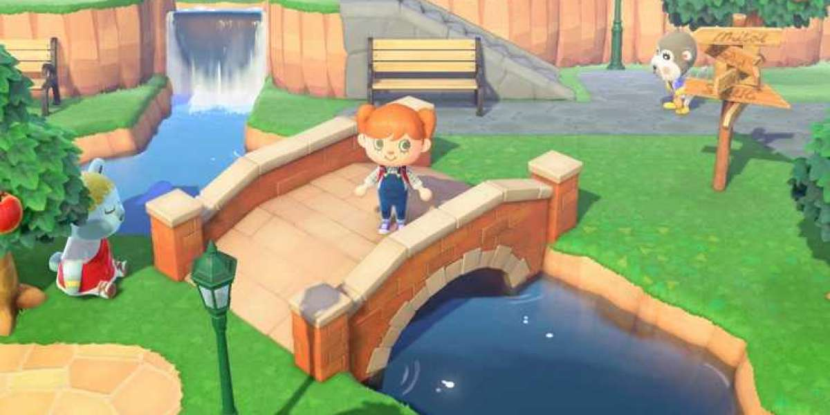 Animal Crossing: Garden Paws for independent exploration